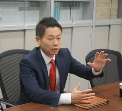吉田桂公氏